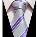 Hedvábná kravata LD0391