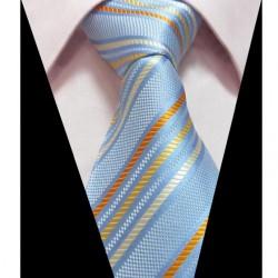 Hedvábná kravata LD0403