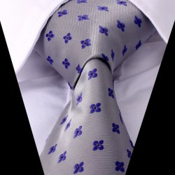 Hedvábná kravata LD0421
