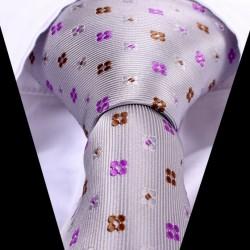 Hedvábná kravata LD0532