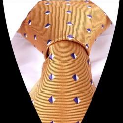 Hedvábná kravata LD0558