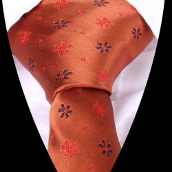 Hedvábná kravata LD0579