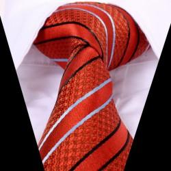 Hedvábná kravata LD0592