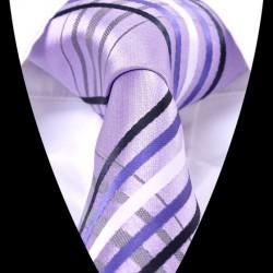 Hedvábná kravata LD0614