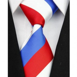 Kravaty jednobarevné