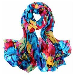 Hedvábný šátek SPAJ01B
