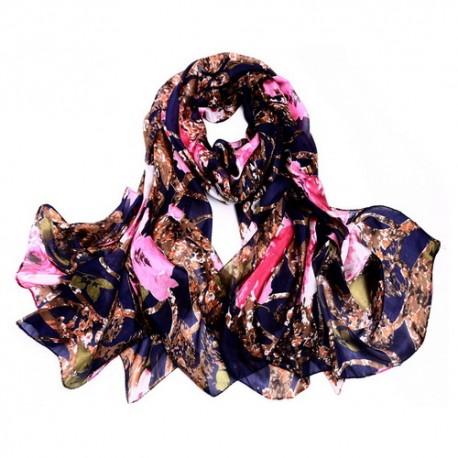 Hedvábný šátek SPAJ02A