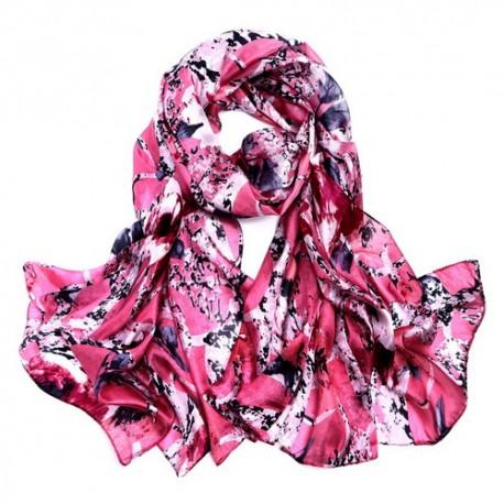 Hedvábný šátek SPAJ02B