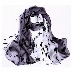 Hedvábný šátek SPAJ04A