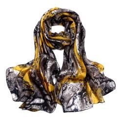 Hedvábný šátek SPAJ05B