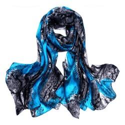 Hedvábný šátek SPAJ05C