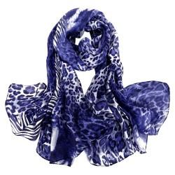 Hedvábný šátek SPAJ07B