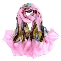 Hedvábný šátek SPAJ013A