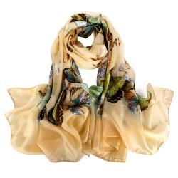 Hedvábný šátek SPAJ013B