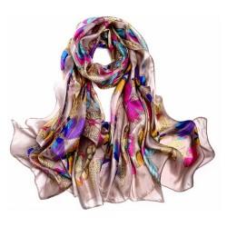 Hedvábný šátek SPAJ013F