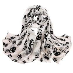 Hedvábný šátek SPAJ014A