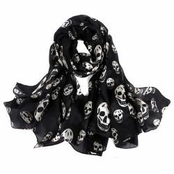 Hedvábný šátek SPAJ014B