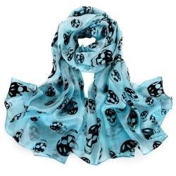 Hedvábný šátek SPAJ014E