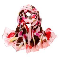 Hedvábný šátek SPAJ016A