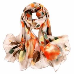 Hedvábný šátek SPAJ016B