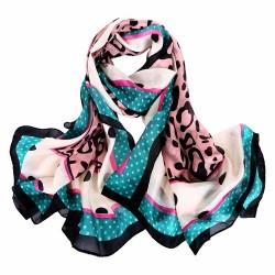 Hedvábný šátek SPAJ017