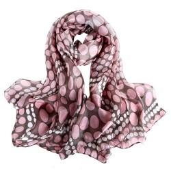 Hedvábný šátek SPAJ018A