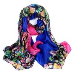 Hedvábný šátek SPAJ030A