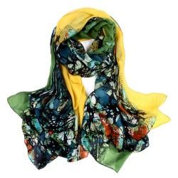 Hedvábný šátek SPAJ030B